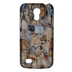 Multi Color Stones Wall Texture Galaxy S4 Mini