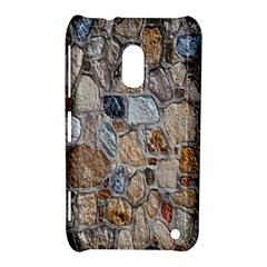 Multi Color Stones Wall Texture Nokia Lumia 620
