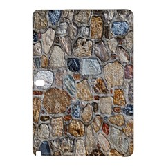 Multi Color Stones Wall Texture Samsung Galaxy Tab Pro 12 2 Hardshell Case