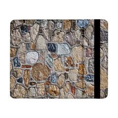 Multi Color Stones Wall Texture Samsung Galaxy Tab Pro 8.4  Flip Case
