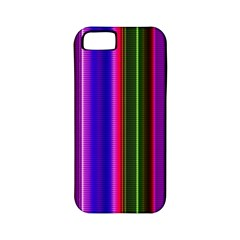 Fun Striped Background Design Pattern Apple iPhone 5 Classic Hardshell Case (PC+Silicone)