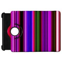 Fun Striped Background Design Pattern Kindle Fire HD 7