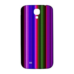Fun Striped Background Design Pattern Samsung Galaxy S4 I9500/I9505  Hardshell Back Case