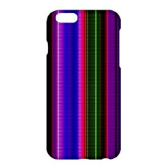 Fun Striped Background Design Pattern Apple Iphone 6 Plus/6s Plus Hardshell Case