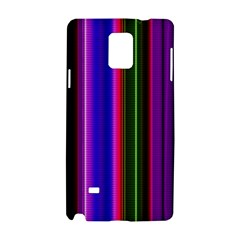 Fun Striped Background Design Pattern Samsung Galaxy Note 4 Hardshell Case