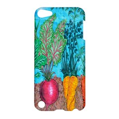 Mural Displaying Array Of Garden Vegetables Apple Ipod Touch 5 Hardshell Case
