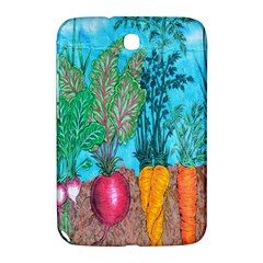 Mural Displaying Array Of Garden Vegetables Samsung Galaxy Note 8.0 N5100 Hardshell Case