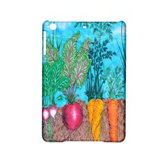 Mural Displaying Array Of Garden Vegetables iPad Mini 2 Hardshell Cases