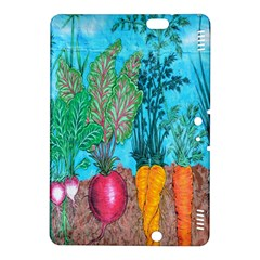Mural Displaying Array Of Garden Vegetables Kindle Fire HDX 8.9  Hardshell Case