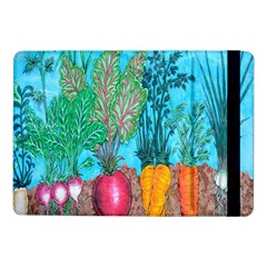 Mural Displaying Array Of Garden Vegetables Samsung Galaxy Tab Pro 10.1  Flip Case