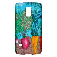 Mural Displaying Array Of Garden Vegetables Galaxy S5 Mini