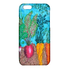 Mural Displaying Array Of Garden Vegetables iPhone 6/6S TPU Case