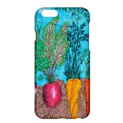 Mural Displaying Array Of Garden Vegetables Apple iPhone 6 Plus/6S Plus Hardshell Case