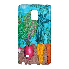 Mural Displaying Array Of Garden Vegetables Galaxy Note Edge