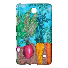 Mural Displaying Array Of Garden Vegetables Samsung Galaxy Tab 4 (7 ) Hardshell Case