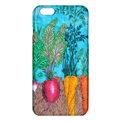 Mural Displaying Array Of Garden Vegetables iPhone 6 Plus/6S Plus TPU Case