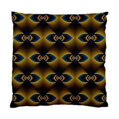 Fractal Multicolored Background Standard Cushion Case (one Side)