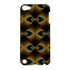 Fractal Multicolored Background Apple iPod Touch 5 Hardshell Case