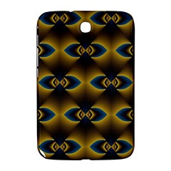 Fractal Multicolored Background Samsung Galaxy Note 8.0 N5100 Hardshell Case