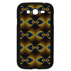 Fractal Multicolored Background Samsung Galaxy Grand DUOS I9082 Case (Black)