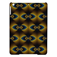 Fractal Multicolored Background iPad Air Hardshell Cases