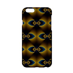 Fractal Multicolored Background Apple Iphone 6/6s Hardshell Case