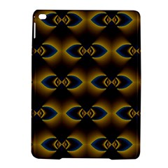 Fractal Multicolored Background iPad Air 2 Hardshell Cases