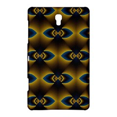Fractal Multicolored Background Samsung Galaxy Tab S (8 4 ) Hardshell Case