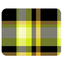 Tartan Pattern Background Fabric Design Double Sided Flano Blanket (medium)
