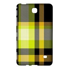 Tartan Pattern Background Fabric Design Samsung Galaxy Tab 4 (8 ) Hardshell Case