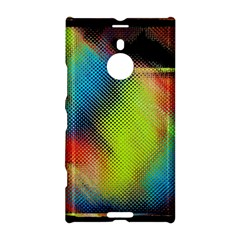 Punctulated Colorful Ground Noise Nervous Sorcery Sight Screen Pattern Nokia Lumia 1520