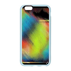 Punctulated Colorful Ground Noise Nervous Sorcery Sight Screen Pattern Apple Seamless iPhone 6/6S Case (Color)