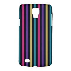 Stripes Colorful Multi Colored Bright Stripes Wallpaper Background Pattern Galaxy S4 Active