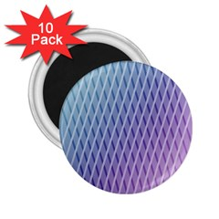 Abstract Lines Background 2 25  Magnets (10 Pack)