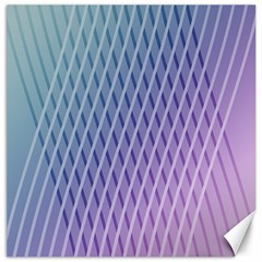 Abstract Lines Background Canvas 12  X 12