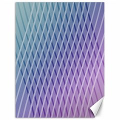 Abstract Lines Background Canvas 12  x 16