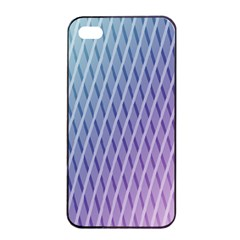 Abstract Lines Background Apple Iphone 4/4s Seamless Case (black)