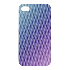 Abstract Lines Background Apple iPhone 4/4S Premium Hardshell Case