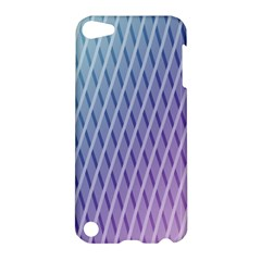 Abstract Lines Background Apple Ipod Touch 5 Hardshell Case