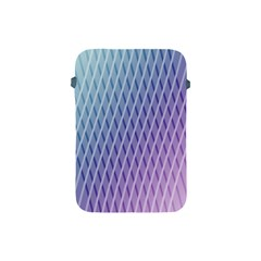 Abstract Lines Background Apple iPad Mini Protective Soft Cases