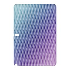Abstract Lines Background Samsung Galaxy Tab Pro 10.1 Hardshell Case