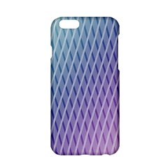 Abstract Lines Background Apple iPhone 6/6S Hardshell Case