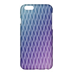 Abstract Lines Background Apple iPhone 6 Plus/6S Plus Hardshell Case