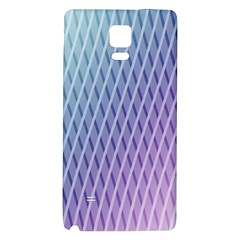 Abstract Lines Background Galaxy Note 4 Back Case