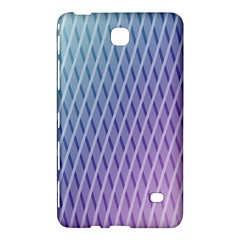 Abstract Lines Background Samsung Galaxy Tab 4 (8 ) Hardshell Case
