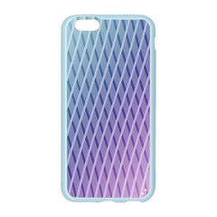 Abstract Lines Background Apple Seamless iPhone 6/6S Case (Color)