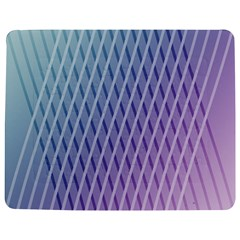 Abstract Lines Background Jigsaw Puzzle Photo Stand (Rectangular)