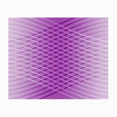 Abstract Lines Background Pattern Small Glasses Cloth