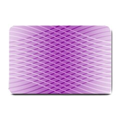 Abstract Lines Background Pattern Small Doormat