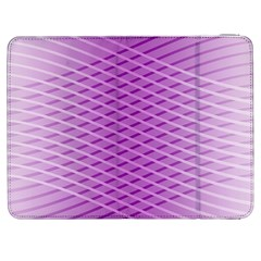 Abstract Lines Background Pattern Samsung Galaxy Tab 7  P1000 Flip Case